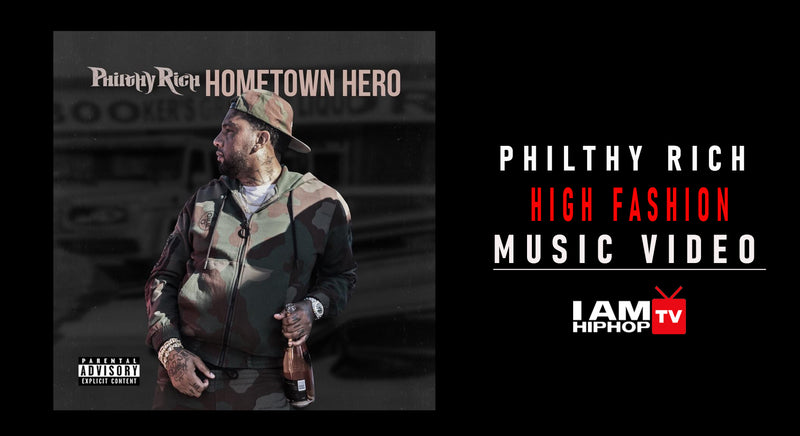 PHILTHY RICH - HIGH FASHION