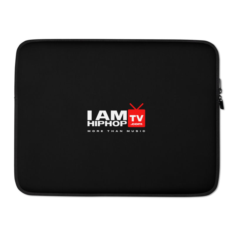 IamhiphopTV.com More Than Music Laptop Sleeve