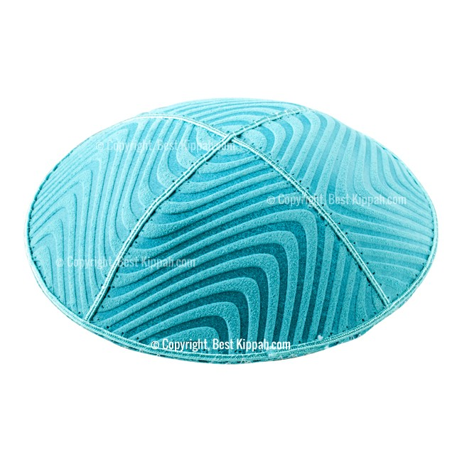 C69 - NEW WAVE EMBOSSING KIPPAH