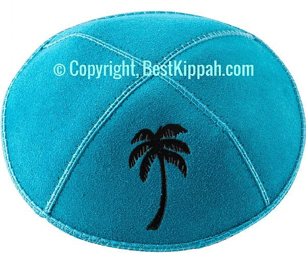 Palm Tree Kippah