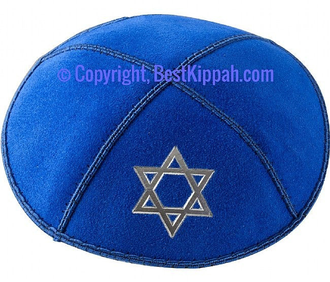 LARGE STAR OF DAVID Kippah