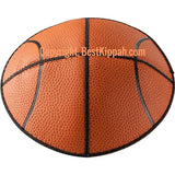 LEATHER BASKETBALL KIPPAH