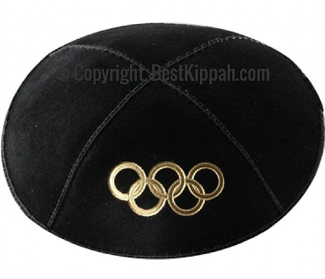 OLYMPIC RINGS Kippah
