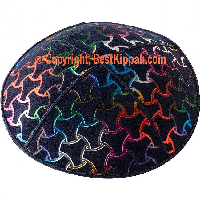 D56 - METALLIC WHEELS EMBOSSING (Kippah)