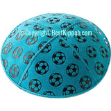 D80 - METALLIC SOCKER EMBOSSING (Kippah)