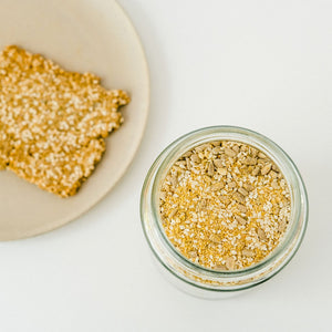 Protein Seed Cracker Premix - Vegan & Gluten Friendly