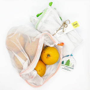 Reuse Produce Bags - Set of 5