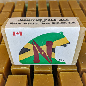Shower Beer - Jamaican Pale Ale Bar by Poco Soap