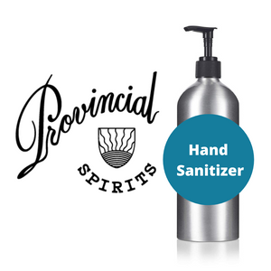 Liquid Hand Sanitizer from Provincial Spirits