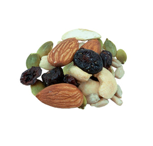 Organic Rainy Day Fruit & Nut Mix