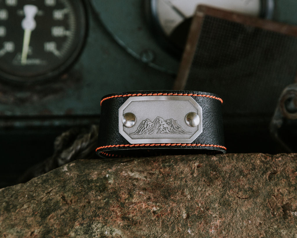 custom Leather Bracelet