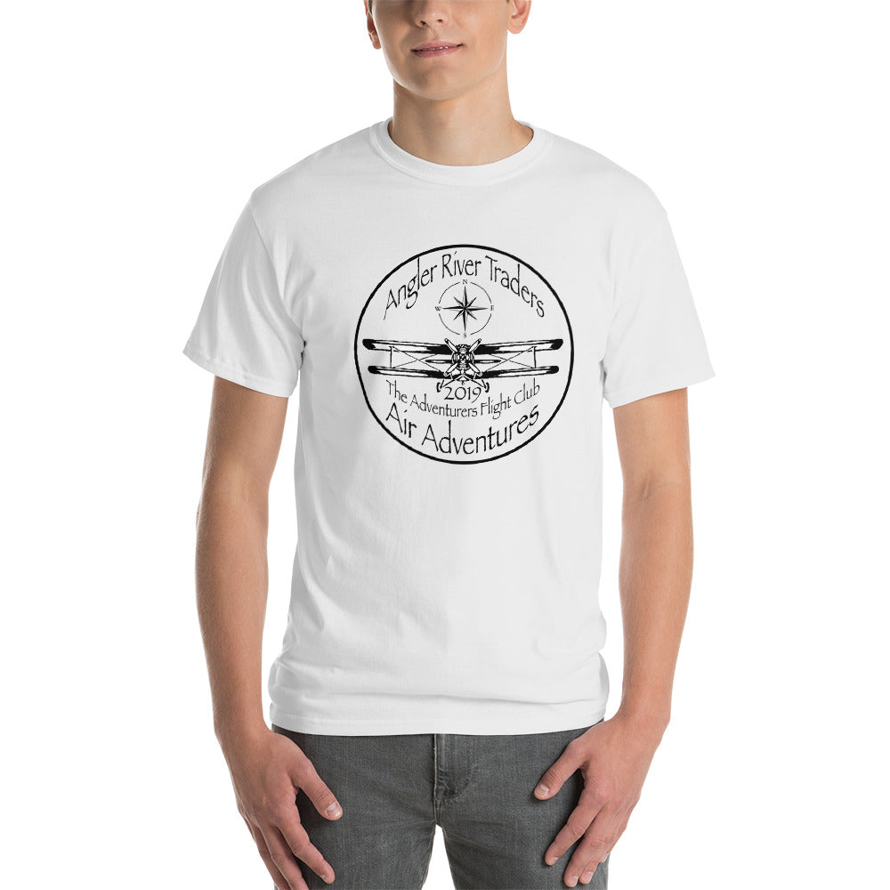 Angler River Traders Adventurers Flight Club Short-Sleeve T-Shirt - angler-river-traders