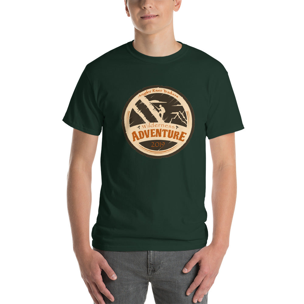 Angler River Traders Wilderness Adventure Short-Sleeve T-Shirt - angler-river-traders