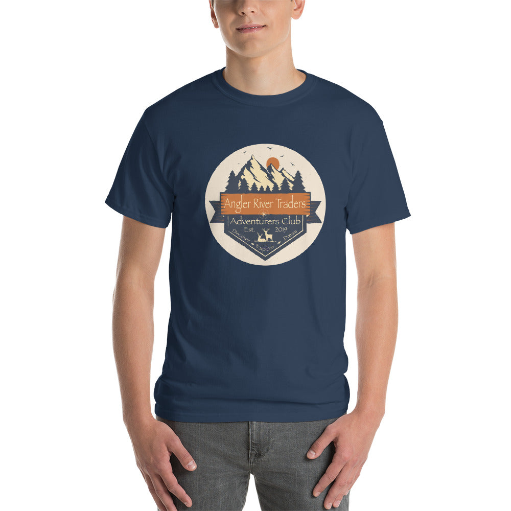 Angler River Traders Adventurers Club Short-Sleeve T-Shirt - angler-river-traders
