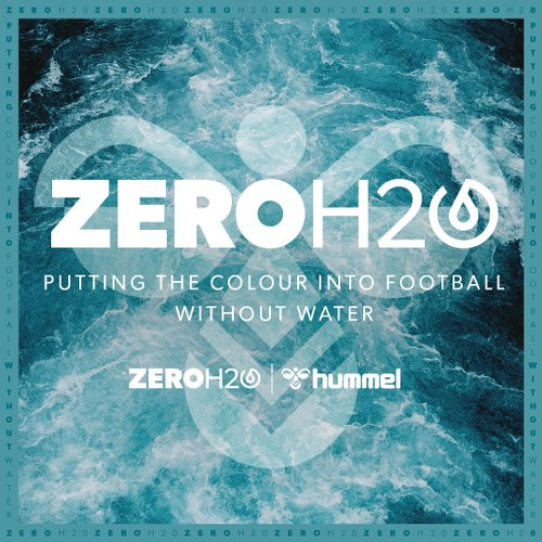 Hummel acts to help protect the environment – Introducing ZEROH2O