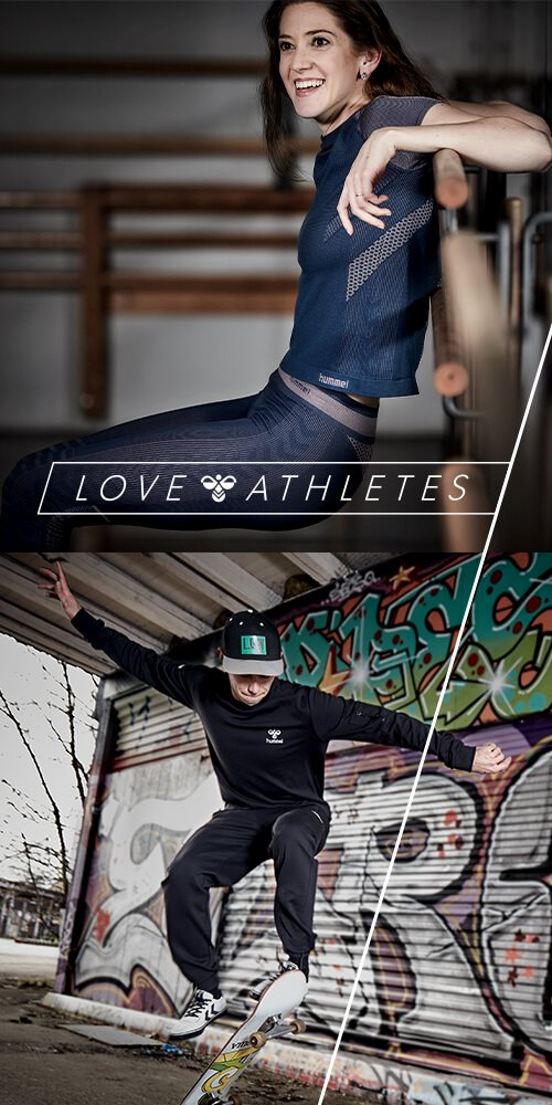 hummel presents: Love Athletes AW19