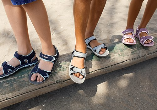 Guide: Choose the right sandals for your child