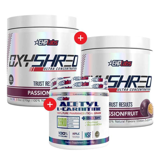 2 x OxyShred + Alcar by EHP Labs! Genesis SUPPLEMENT PACK 347522769931 347522769931