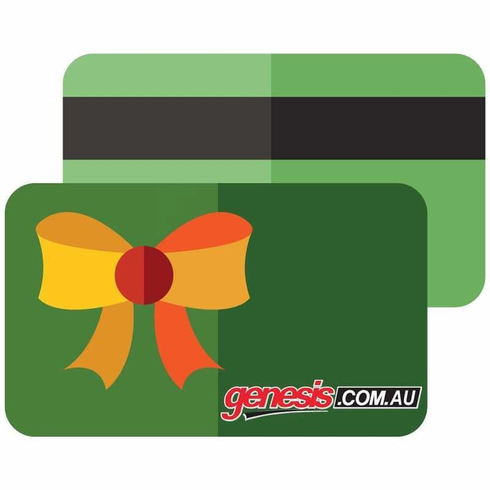 $50 Gift Card by Genesis.com.au | GIFT VOUCHER | Genesis -