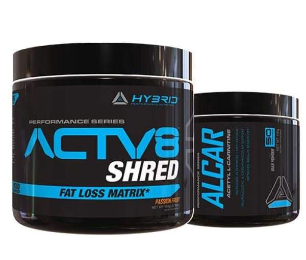 Hybrid Nutrition ACTV8 Shred Fat Loss Stack - Spartansuppz?id=14809371902039