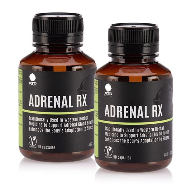 2 x Adrenal RX by ATP Science