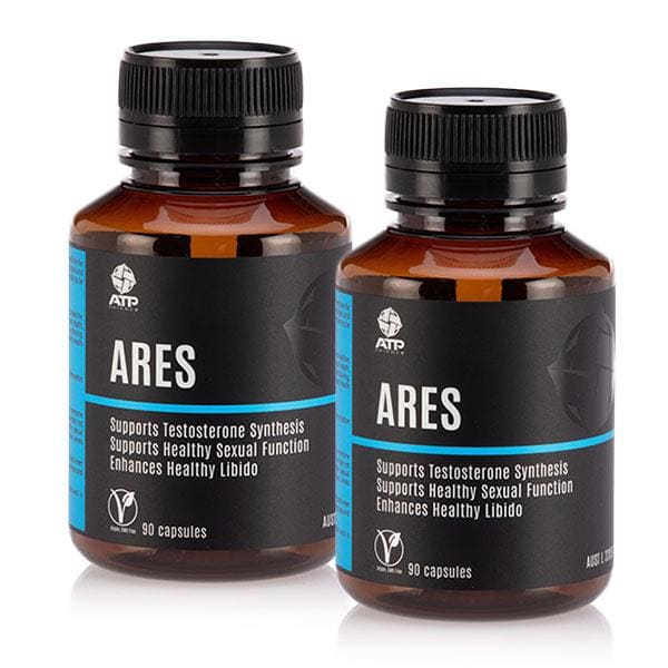 2 x Ares by ATP Science