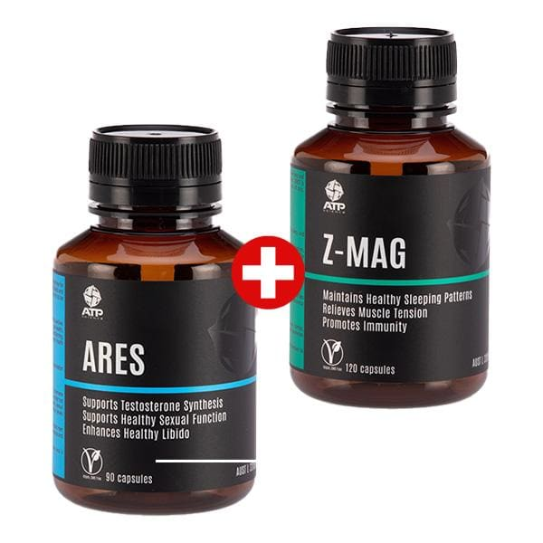 Ares + Z-Mag by ATP Science - SUPPLEMENT PACK