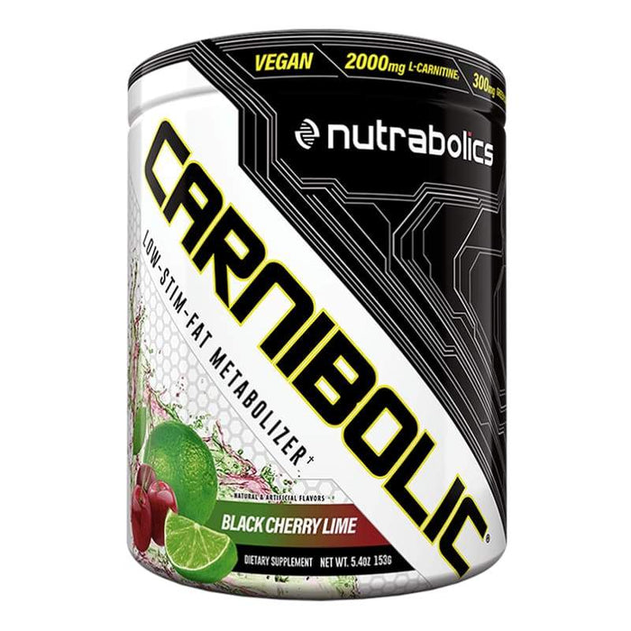 Carnibolic by Nutrabolics | Fat Burner | Genesis Nutrabolics THERMOGENIC - POWDER