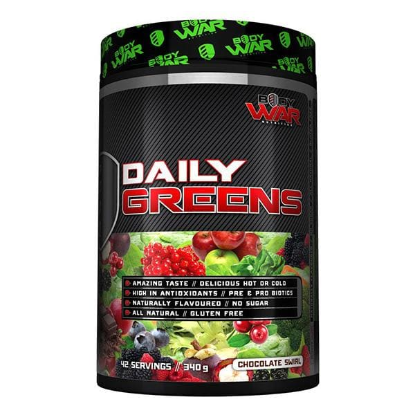 Daily Greens by Body War Nutrition - Greens & Fruit