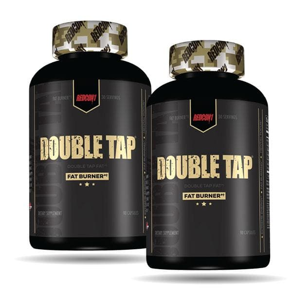 2 x Double Tap Capsules by Redcon1