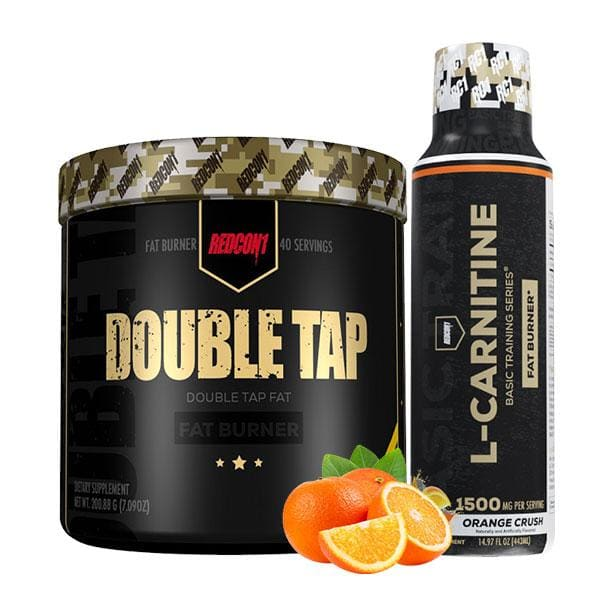 Double Tap + L-Carnitine by Redcon1