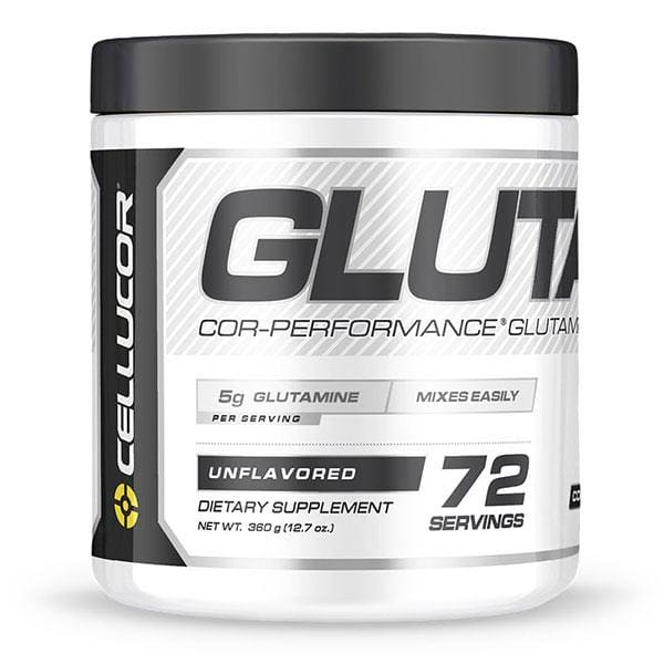 Glutamine by Cellucor - 72 Serves / Not Applicable -