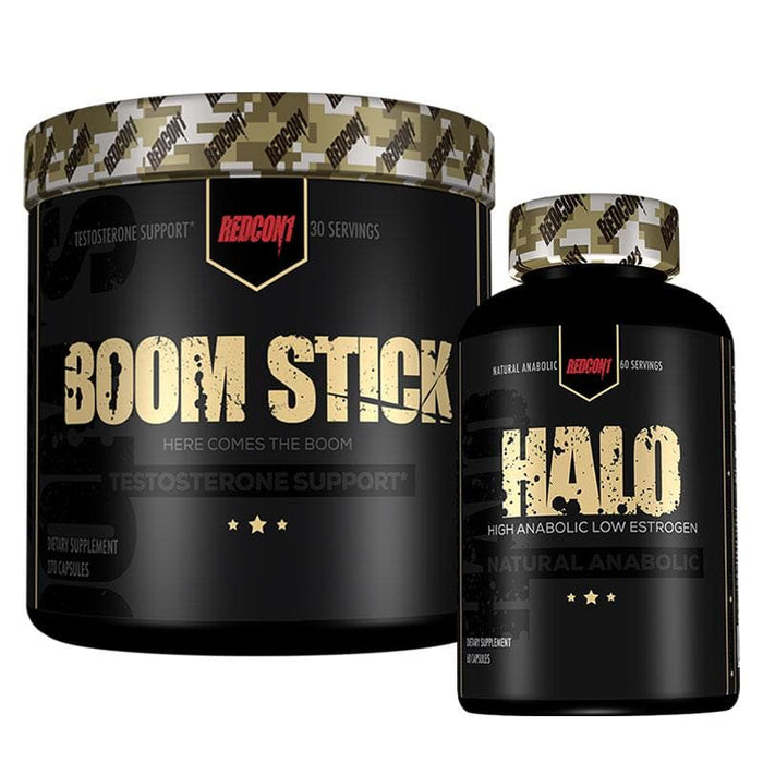 Halo & Boom Stick by Redcon1 - SUPPLEMENT PACK
