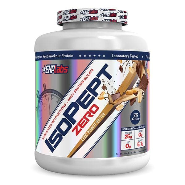 IsoPept Zero by EHP Labs - Protein Powder - WPI
