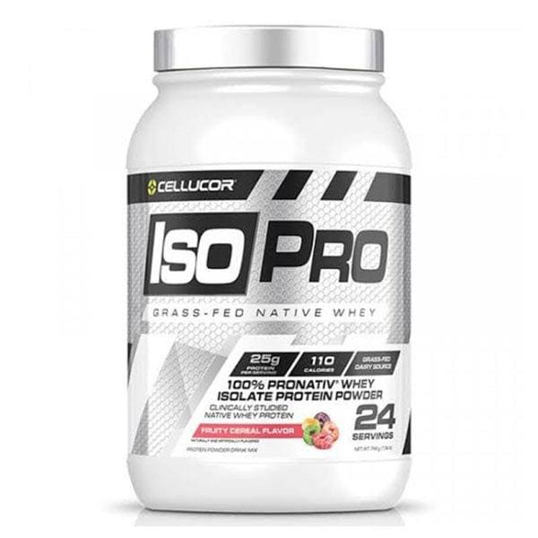 IsoPro by Cellucor - Protein Powder - WPI