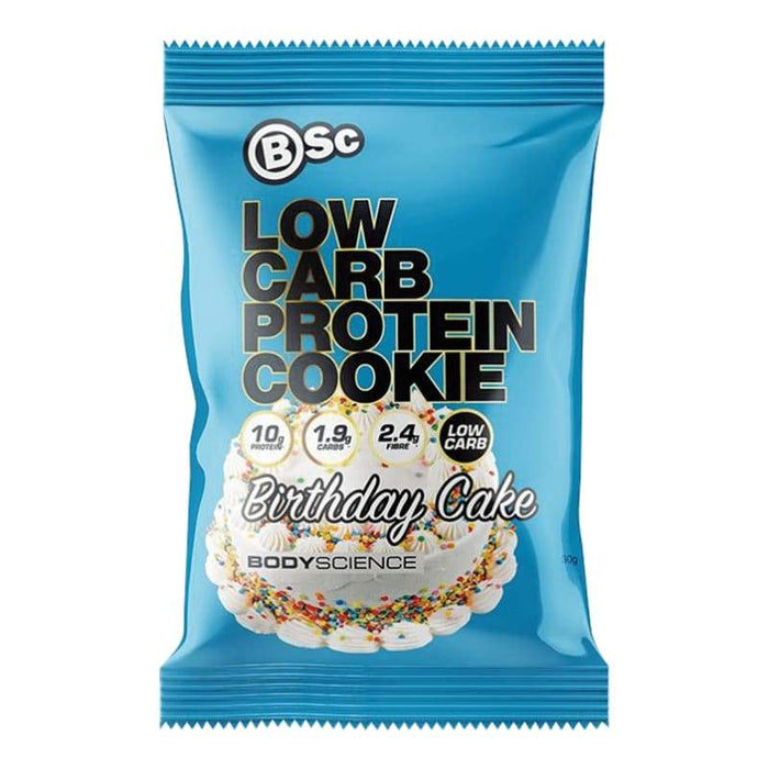 Body Science Low Carb Protein Cookie by Body Science | Protein Bars & Snacks | Genesis