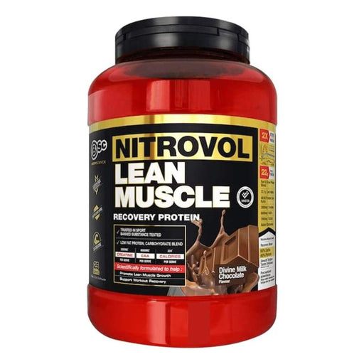 Body Science Nitrovol Lean Muscle by Body Science | Protein - Whey Blends | Genesis