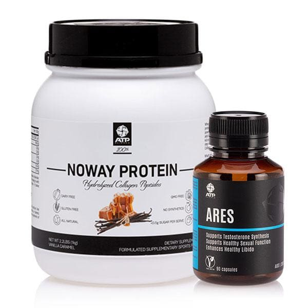 Noway + Ares by ATP Science