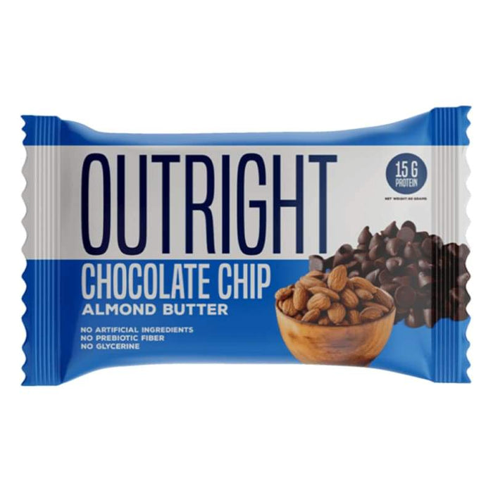 Outright Bar by MTS Nutrition | Whole Food Protein Bar | Genesis MTS Nutrition BARS AND SNACKS