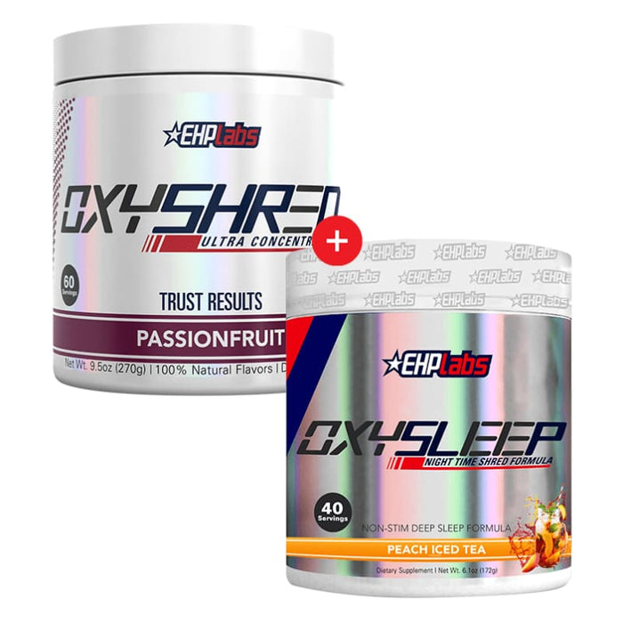OxyShred + OxySleep by EHP Labs! Genesis SUPPLEMENT PACK 347522769931 347522769931