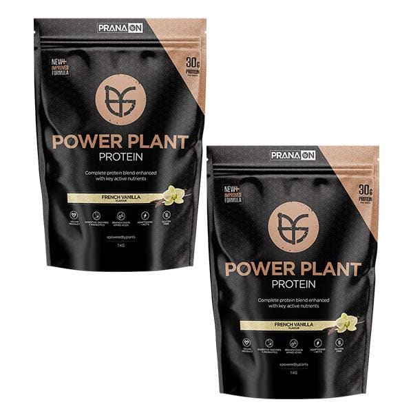 Power Plant Protein Twick Pack by Prana ON | Vegan Protein |