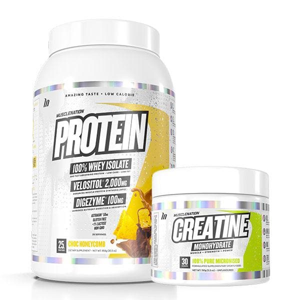 Protein + Creatine by Muscle Nation