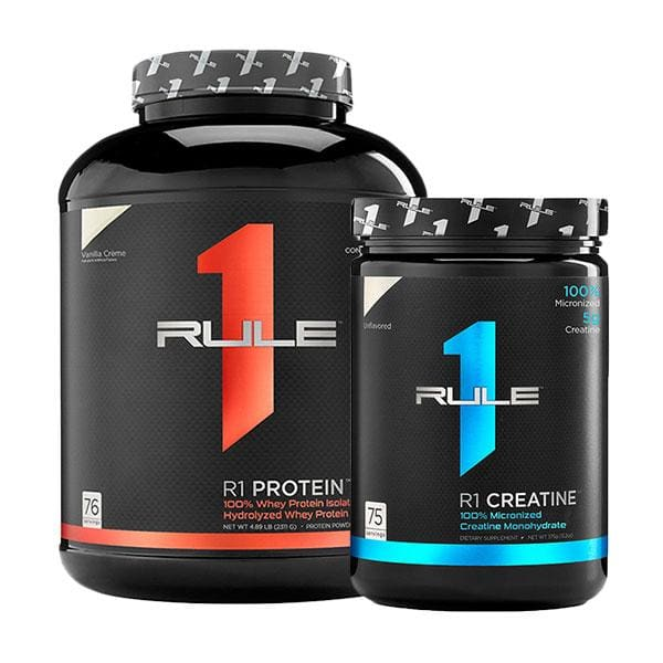 R1 Protein + Creatine by Rule 1