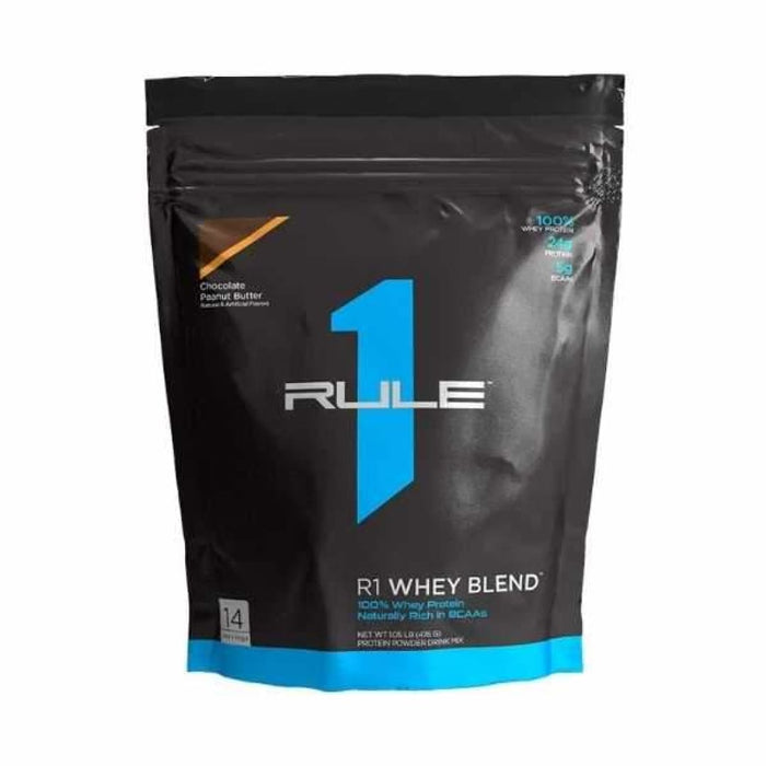 R1 Whey Blend 1lb by Rule 1