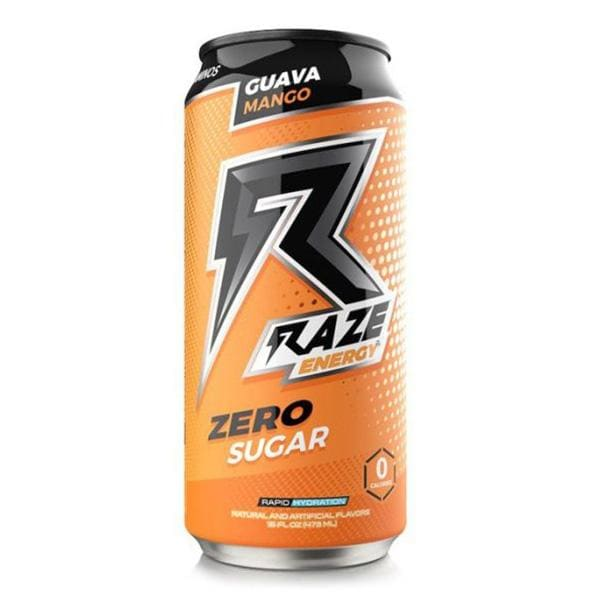 Raze Energy by REPP Sports - Single / Mango Guava - Ready To