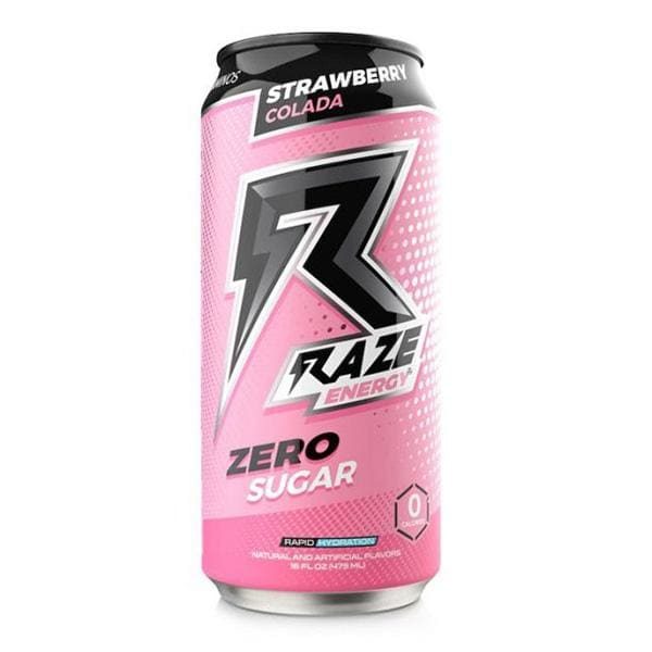 Raze Energy by REPP Sports - Ready To Drinks