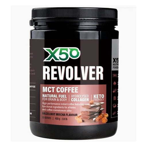 Revolver by Tribecca Health X50 - Ketogenic
