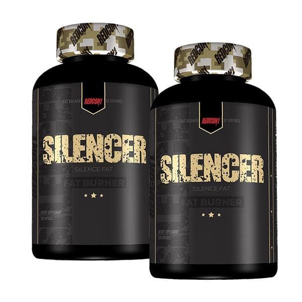 2 x Silencer by Redcon1