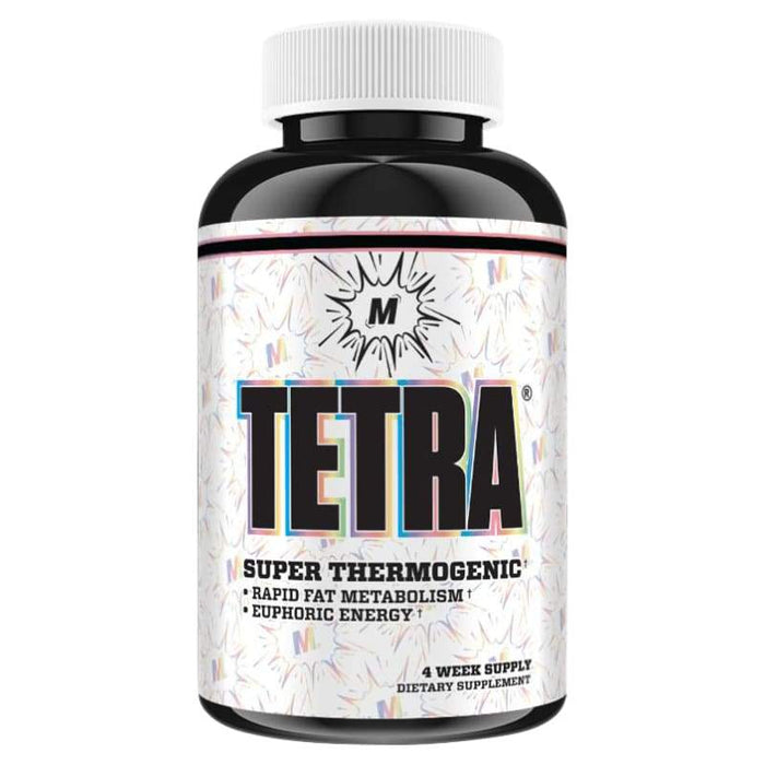 60 Serves / Unflavoured Tetra by Myoblox | Thermogenic Fat Burner Myoblox THERMOGENIC - POWDER POS-130850 851602004565