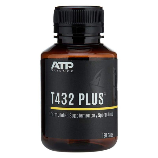 120 / Not Applicable T432 by ATP Science - Fat Burner! ATP Science THERMOGENIC - CAPSULES POS-125681 643485990420